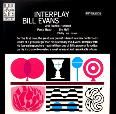 Bill Evans ‎– Interplay