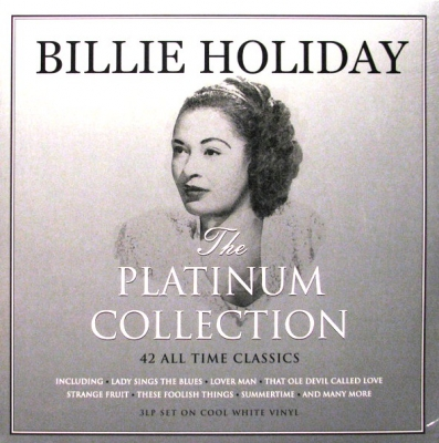 Billie Holiday ‎– The Platinum Collection (3xLP)