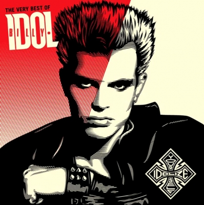 Billy Idol ‎– The Very Best Of - Idolize Yourself (2xLP)