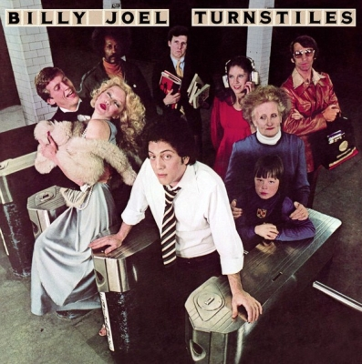 Billy Joel ‎– Turnstiles