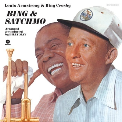 Bing Crosby And Louis Armstrong ‎– Bing And Satchmo