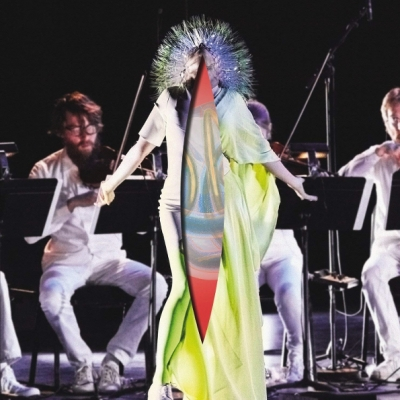 Bjork ‎– Vulnicura Strings