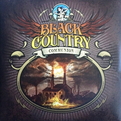 Black Country Communion ‎– Black Country Communion (2xLP)