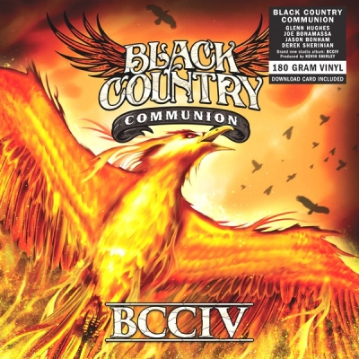 Black Country Communion ‎– BCCIVcount (2xLP)