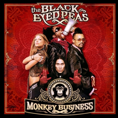 The Black Eyed Peas ‎– Monkey Business (2xLP)