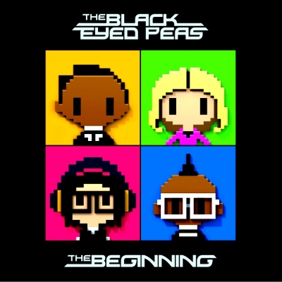 The Black Eyed Peas ‎– The Beginning (2xLP)