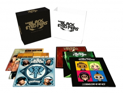 Black Eyed Peas ‎– The Complete Vinyl Collection (12xLP)