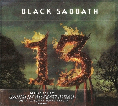 Black Sabbath ‎– 13 (2xCD) (Deluxe Edition)