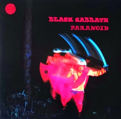 Black Sabbath ‎– Paranoid (LP, CD)