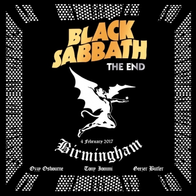 Black Sabbath ‎– The End (4 February 2017 - Birmingham) ( Blu-ray, Multichannel + CD)