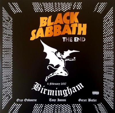 Black Sabbath ‎– The End (3xLP)