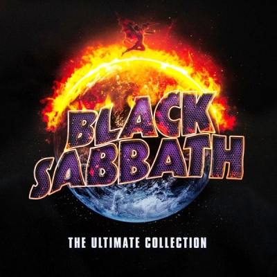 Black Sabbath ‎– The Ultimate Collection (4xLP)