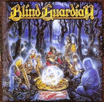 Blind Guardian ‎– Somewhere Far Beyond