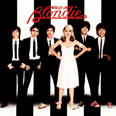 Blondie ‎– Parallel Lines (Цветная Пластинка)