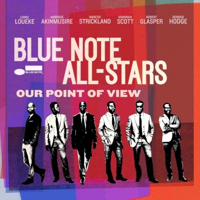 Blue Note All-Stars ‎– Our Point Of View (2xLP)