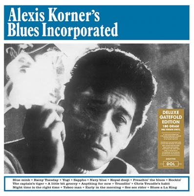 Alexis Korner's Blues Incorporated ‎– Alexis Korner's Blues Incorporated