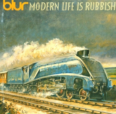 Blur ‎– Modern Life Is Rubbish (2xLP)