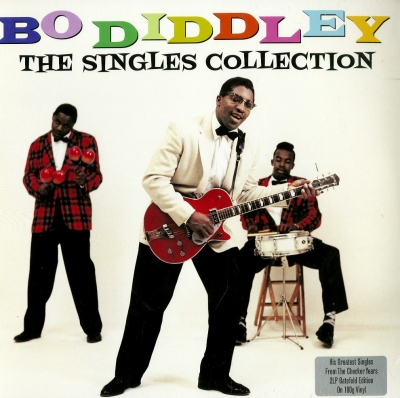 Bo Diddley ‎– The Singles Collection (2xLP)