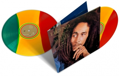 Bob Marley And The Wailers ‎– Legend (The Best Of Bob Marley And The Wailers) (2xLP)