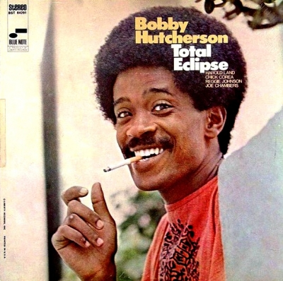 Bobby Hutcherson ‎– Total Eclipse