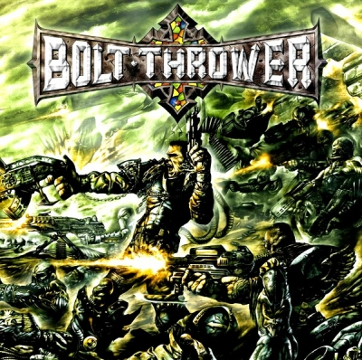 Bolt Thrower ‎– Honour - Valour - Pride (2xLP)