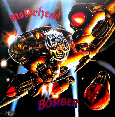Motorhead ‎– Bomber (2xLP, Purple Transparent With Red & White Speckles)