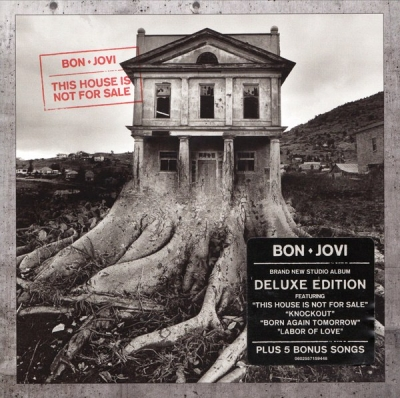 Bon Jovi ‎– This House Is Not For Sale (Deluxe Edition)