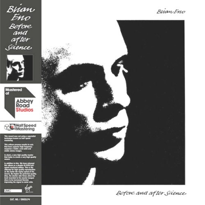 Brian Eno ‎– Before And After Science (2xLP)