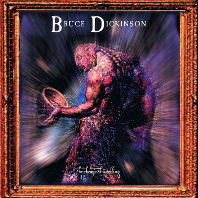 Bruce Dickinson ‎– The Chemical Wedding (2xLP)