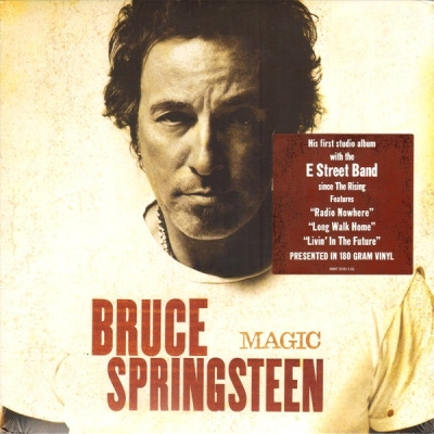 Bruce Springsteen ‎– Magic