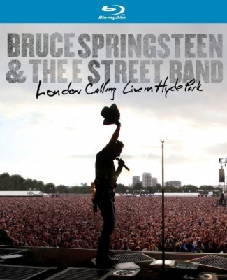 Bruce Springsteen & The E Street Band ‎– London Calling: Live In Hyde Park