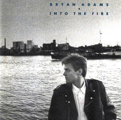 Bryan Adams ‎– Into The Fire