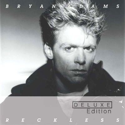 Bryan Adams ‎– Reckless (2xCD) (Deluxe Edition)