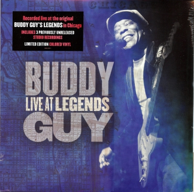 Buddy Guy ‎– Live At Legends