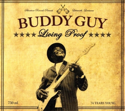 Buddy Guy ‎– Living Proof (2xLP)
