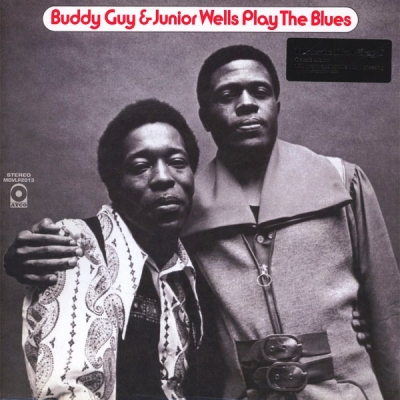 Buddy Guy & Junior Wells ‎– Play The Blues
