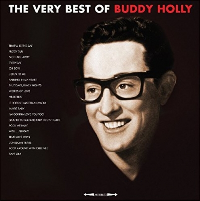 Buddy Holly ‎– The Very Best Of Buddy Holly