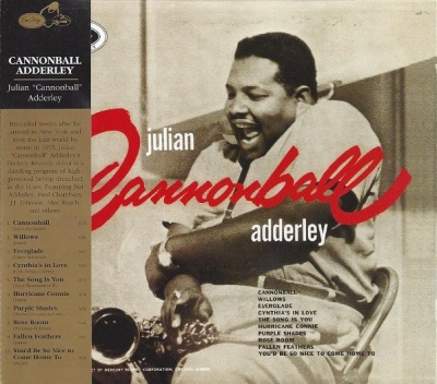 Cannonball Adderley ‎– Julian