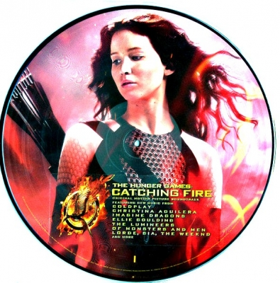 Various ‎– The Hunger Games: Catching Fire Soundtrack (2xLP)