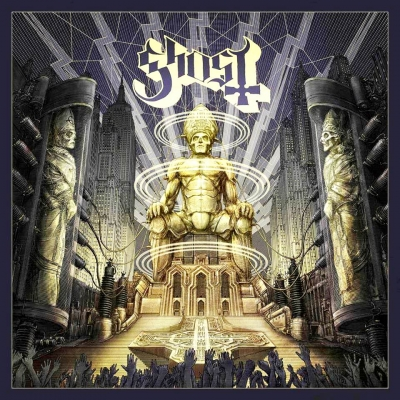 Ghost ‎– Ceremony And Devotion (2xLP)