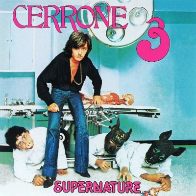 Cerrone ‎– Cerrone 3 - Supernature