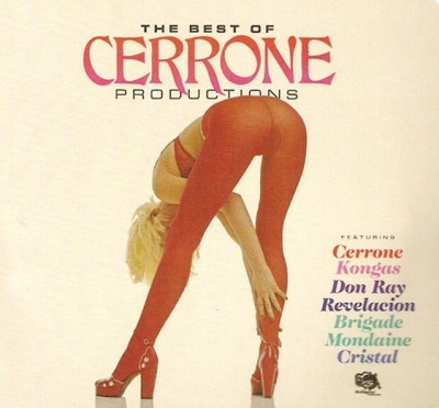 Cerrone ‎– The Best Of Cerrone Productions (2xCD) (Упаковка Digipack)