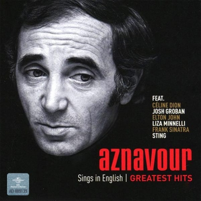 Charles Aznavour ‎– Sings In English. Greatest Hits