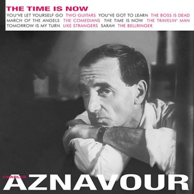 Charles Aznavour ‎– The Time Is Now
