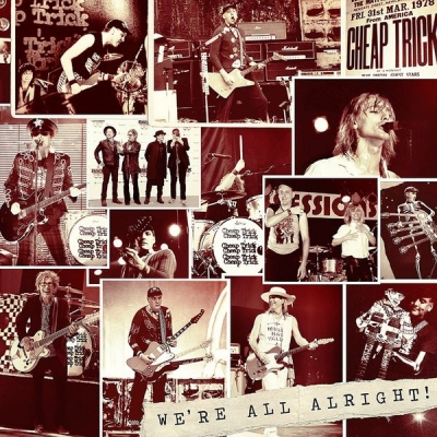 Cheap Trick ‎– We're All Alright!