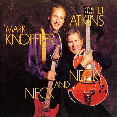 Chet Atkins And Mark Knopfler ‎– Neck And Neck