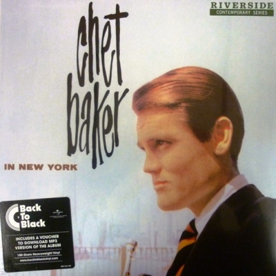 Chet Baker ‎– In New York