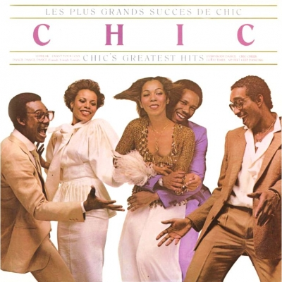 Chic ‎– Les Plus Grands Succes De Chic - Chic's Greatest Hits