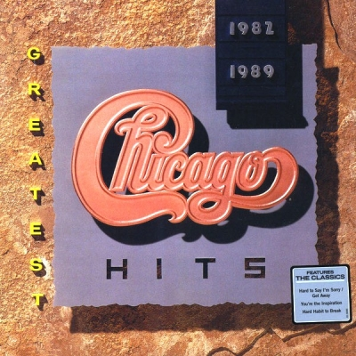 Chicago ‎– Greatest Hits 1982-1989