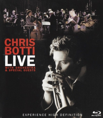 Chris Botti ‎– Live With Orchestra & Special Guest
